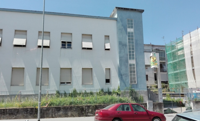 La sede in Via Firenze a Benevento